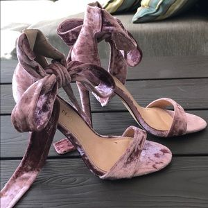 Forever 21 Shoes - Pink heels